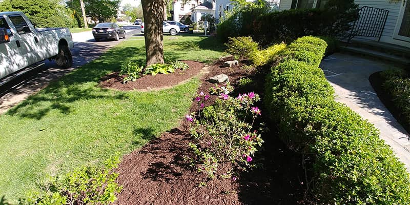 Delaware Mulch and landscaping